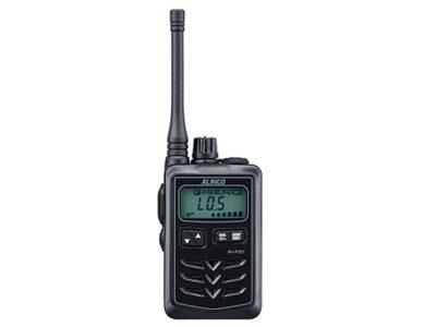 交互通話・中継対応特定小電力 トランシーバー DJ-P321(ミドルアンテナ) 画像1