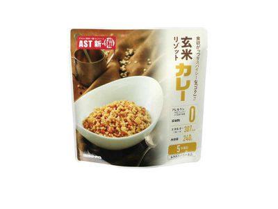 AST 新・備 玄米リゾット カレー 画像1