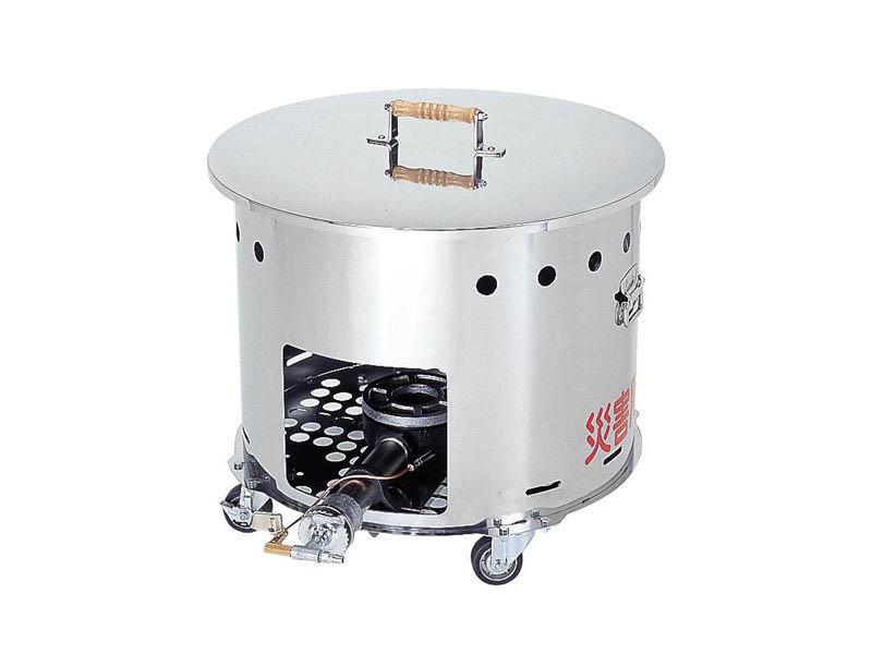 災害用移動炊飯器 炊出しCTN型