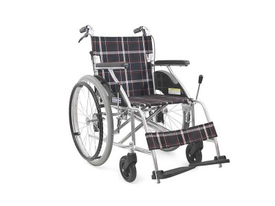 アルミ製車椅子 画像1