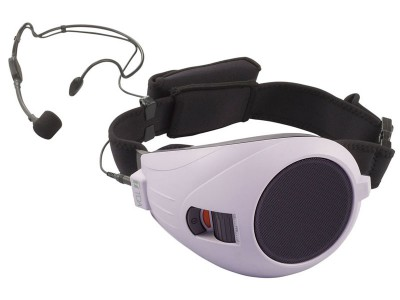 ハンズフリー拡声器 画像1