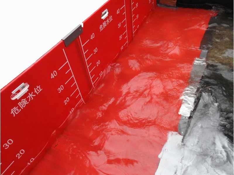 都市のゲリラ豪雨に対応 水止パネル(特願:2015-111343) 画像3