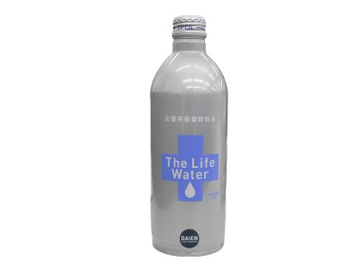 10年保存飲料水 The Life Water 490ml 画像1