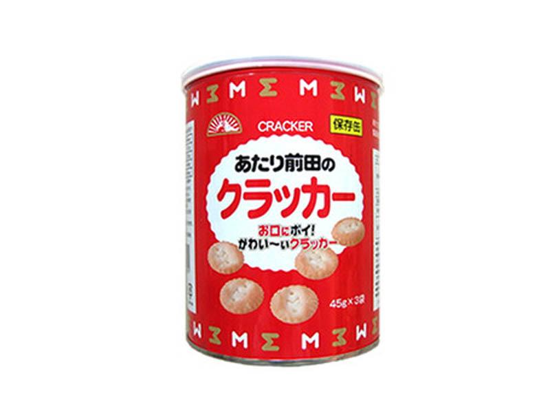 あたり前田のクラッカー(TS保存缶)