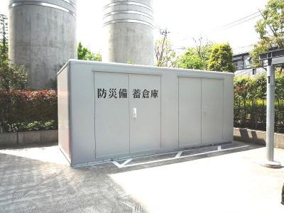 防災倉庫(断熱タイプ)SL-5F 画像1