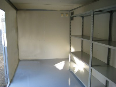 ハイストッカー 設備 収納棚