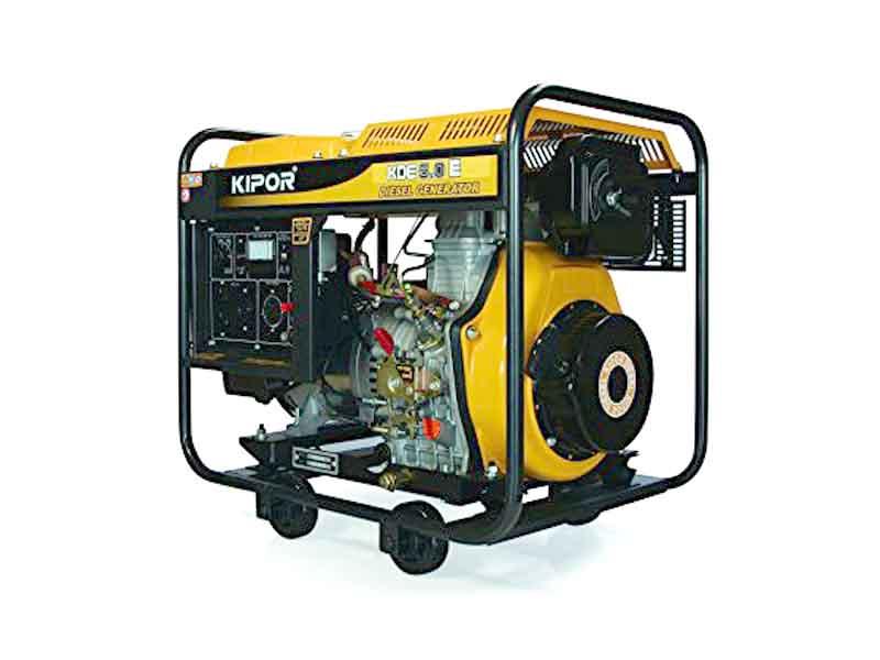 ディーゼルエンジン発電機 HKDE5.0E