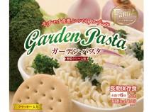 ガーデン・パスタ   〈野菜クリーム味〉