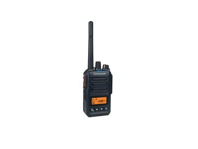 1回の充電で16時間使用可能 携帯型デジタルトランシーバー VXD30 画像1