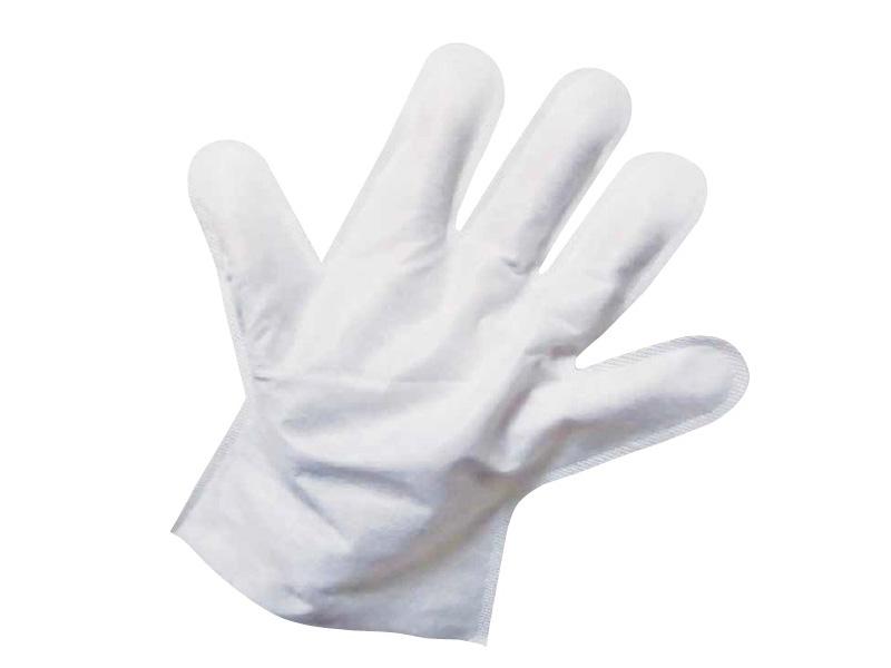 水のいらない簡単シャンプー ウェット手袋