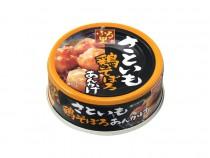災害時の栄養補給食 金華さば缶詰 味噌煮