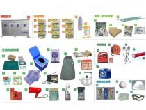 自主防災会向けパッケージ(50人×3日分)3ヵ年計画用