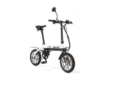 災害時に活躍できる電動原付自転車 (ノーパンクタイヤ仕様) 画像1