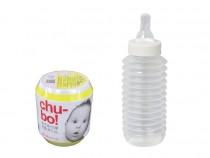 使い捨て哺乳ボトル  チューボ