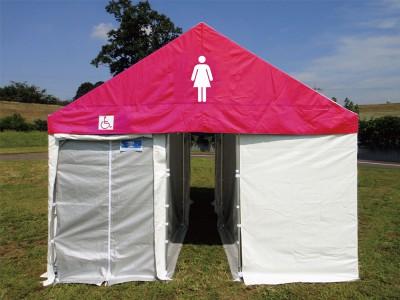 みんなでトイレ 女性用(15人用) 画像1