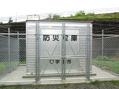 新アルミ製防災倉庫 FSSA-103型 画像1