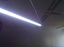 太陽光発電システム(LED蛍光管)①