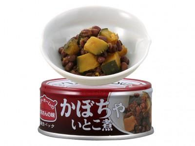 お総菜の缶詰 かぼちゃいとこ煮