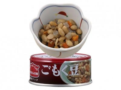 お総菜の缶詰 ごもく豆