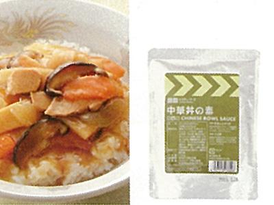 レスキューフーズ副食 中華丼の素 画像1