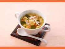 非常用保存食 たまごスープ