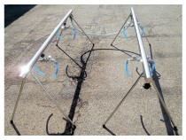 角形組立水槽 NK-2