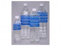 10年保存飲料水 The Life Water 490ml