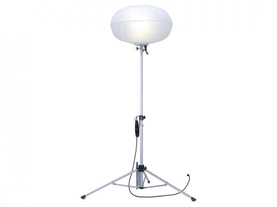 バルーン投光器三脚式 全光バルーン 画像1
