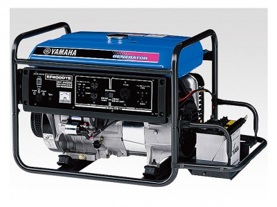 ヤマハ発電機 EF6000TE 画像1