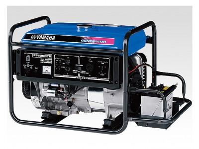 ヤマハ発電機 EF6000TE