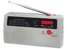 地域FM局緊急放送ラジオ