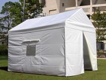 多目的防災用テント 2×3間