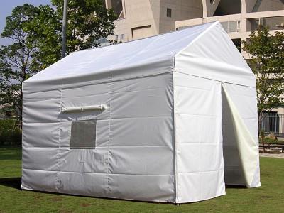 多目的防災用テント 1.5×2間