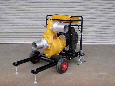 大型エンジンポンプ自吸式 EH-8N4 画像1