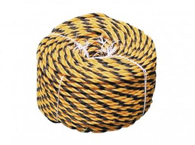 標識ロープ(トラロープ) 9Φ×100m 画像1