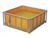 給水タンク(アルミ製) 2t用車載型