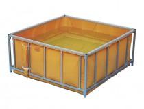 組立水槽(丸型) 1,000リットル 消防用