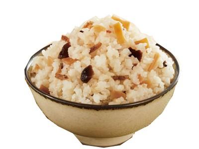 安心米 炊き出しセット きのこご飯 画像1