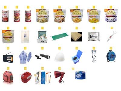 管理組合向パッケージ(50人×3日分) 画像1