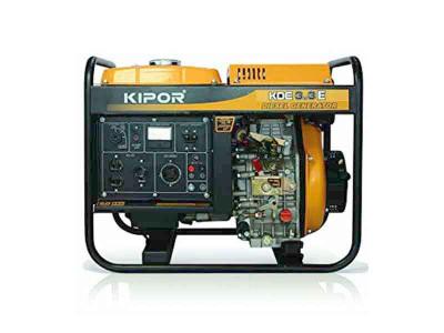 ディーゼルエンジン発電機 HKDE3.3E 画像1