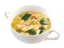 容器付き非常用保存食 たまごスープ
